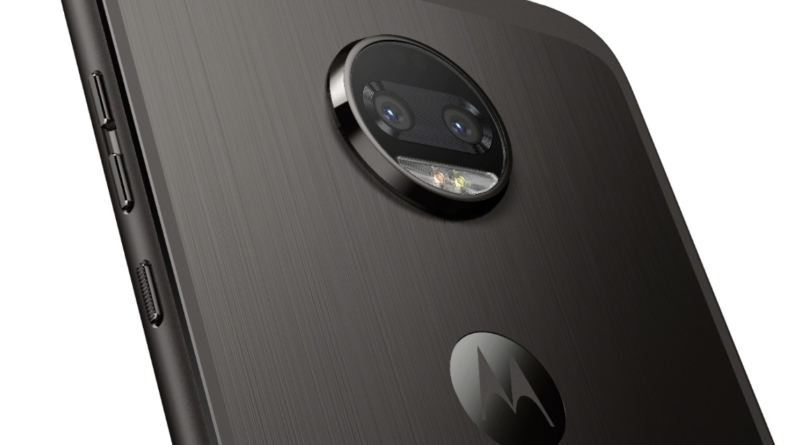 Moto Z2 Force with battery mod