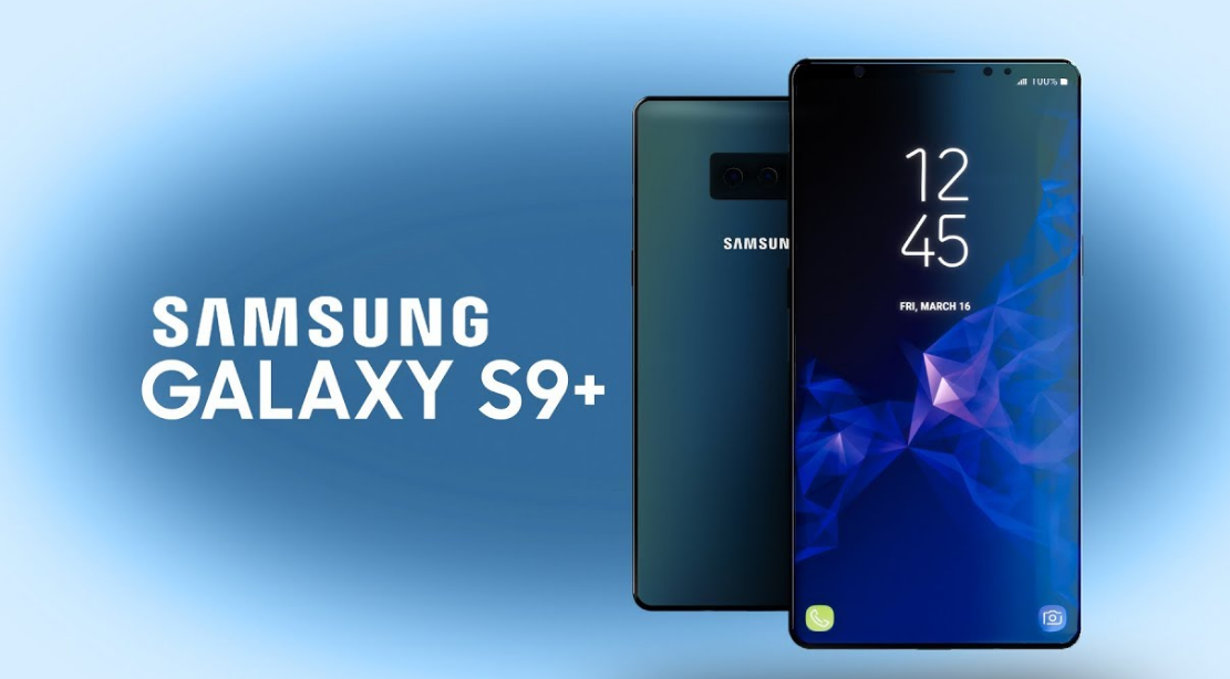 Samsung Galaxy S9 improvements