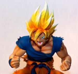 Goku smash bros