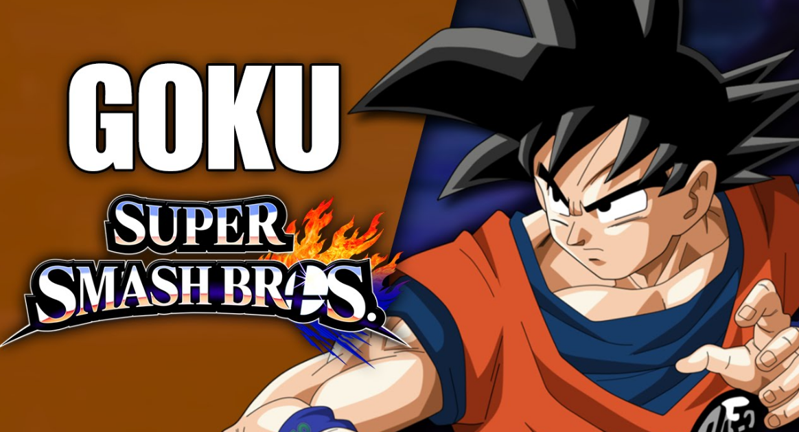 goku in smash bros