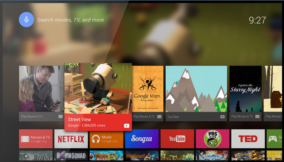 Best Android TV launchers