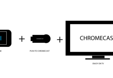 stream Kodi to Chromecast