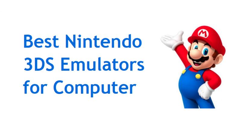 3DS emulator for PC