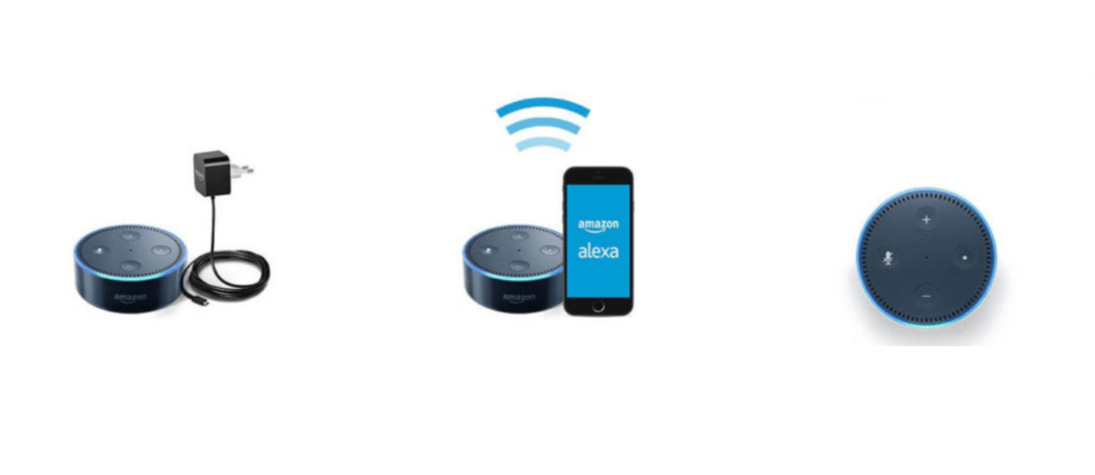 how to connect alexa to wifi